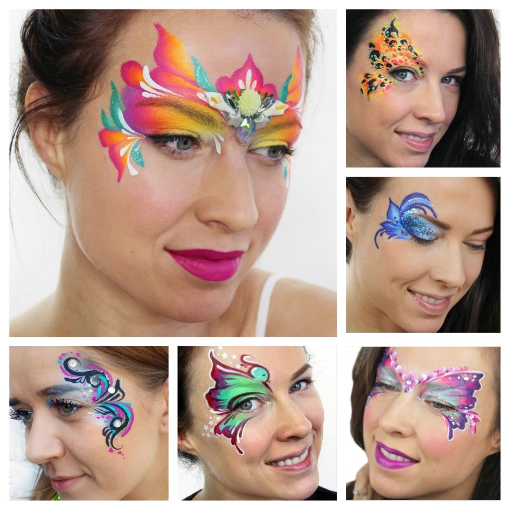 Face Painting Training