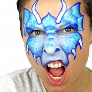 Face Painting Training - Level Two